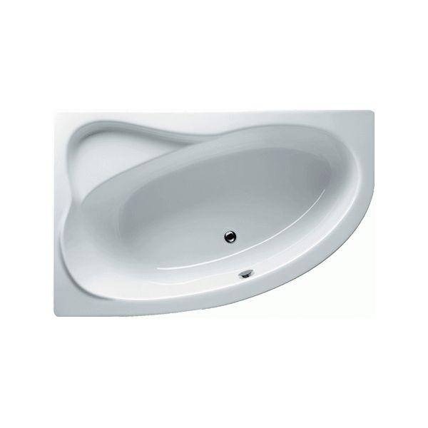 Угловая ванна Riho Lyra Right 153x100см