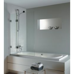 Шторка для ванны Riho Scandic S109 85x150см
